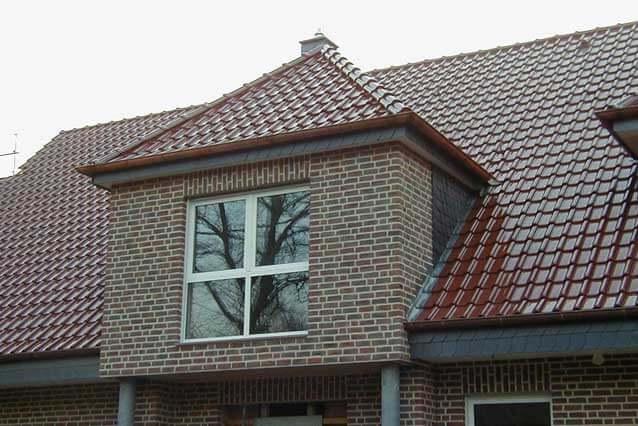 Wunderschöne Dachgaube in Dinslaken