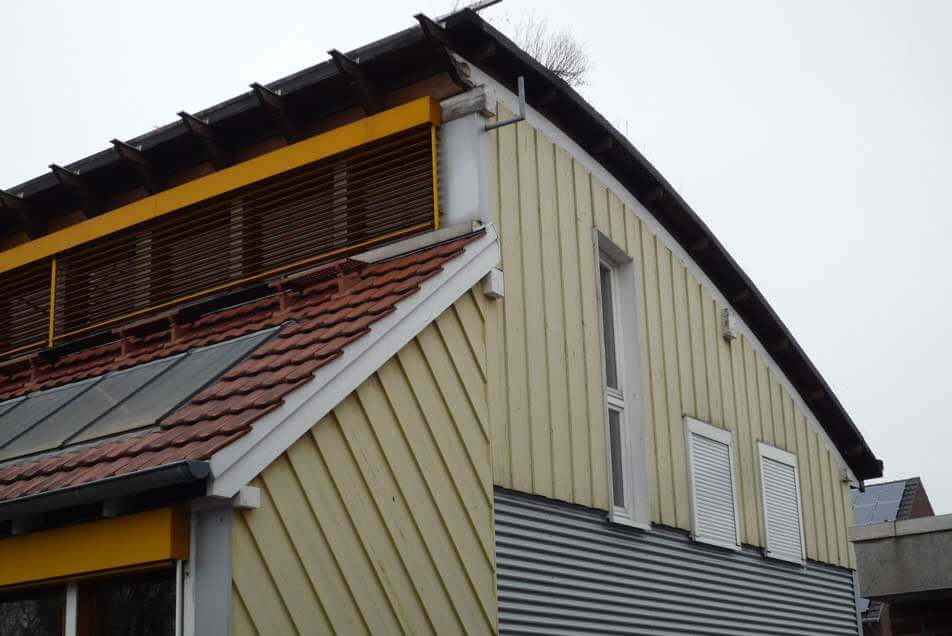 Fassadenbau nach EnEV