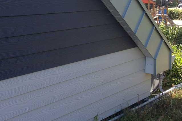 Fassadenbau - die neue Fassade