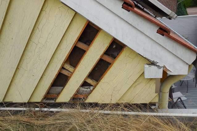 Fassadenbau - Fassade muss saniert werden